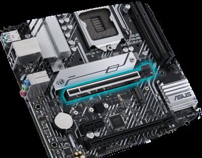 PCIe-4.0-Steckplatz