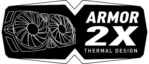 Armor 2x Thermal design