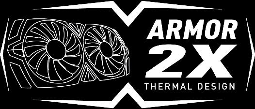 Armor 2x Thermal design