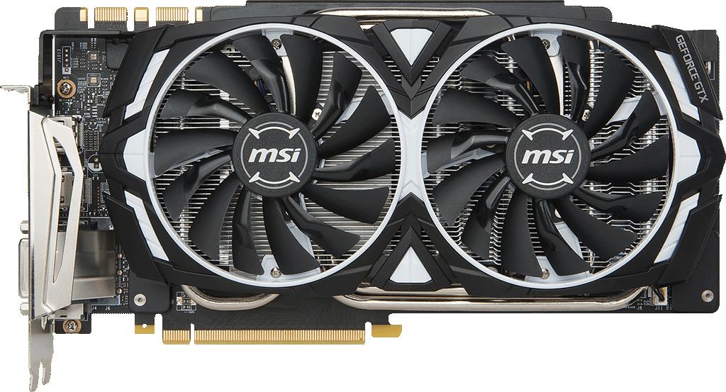 MSI GTX 1080 Ti ARMOR 11G OC